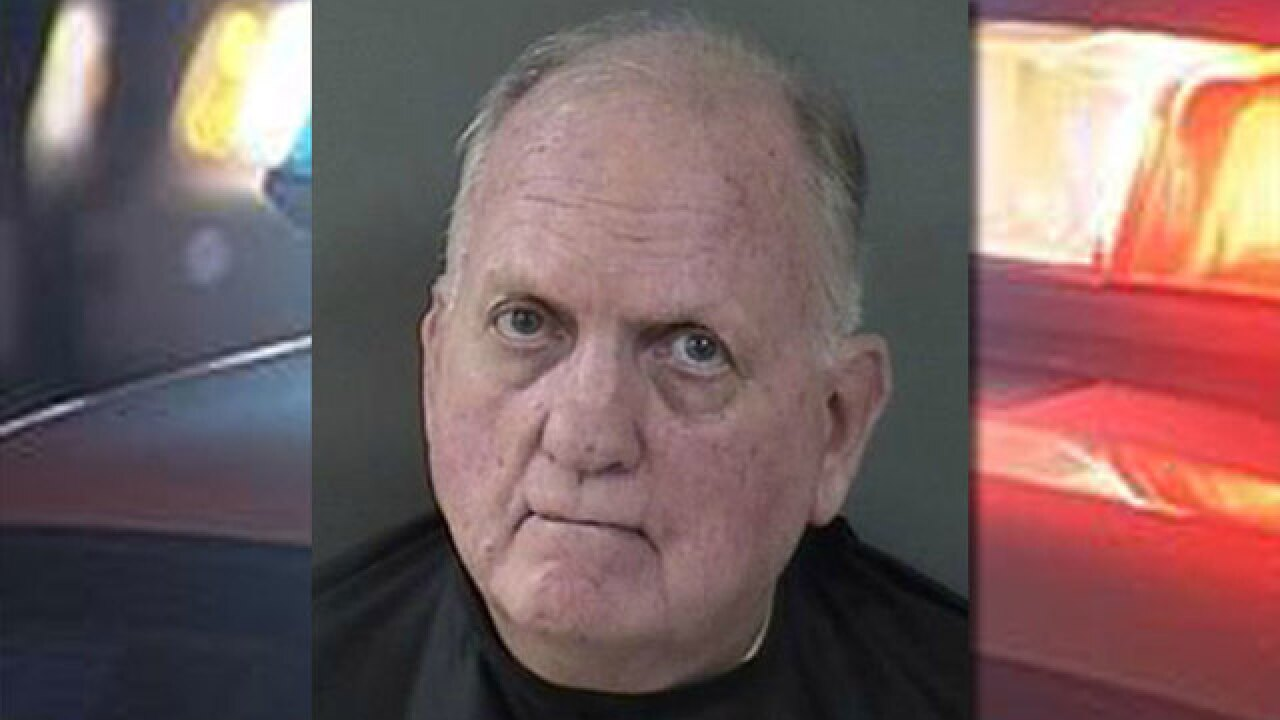Florida man tells deputies he wasn't drinking while driving, just at stop signs