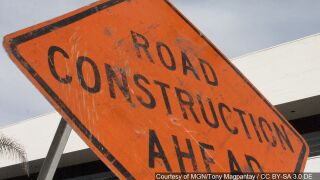 Plan for temporary Old Robinson Road closures