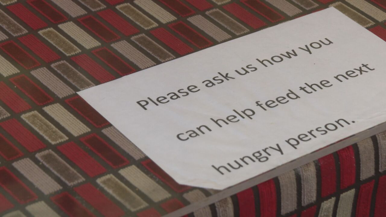 """""""Come on in:"""" Local restaurant gives people who are homeless, in need community and a meal"""