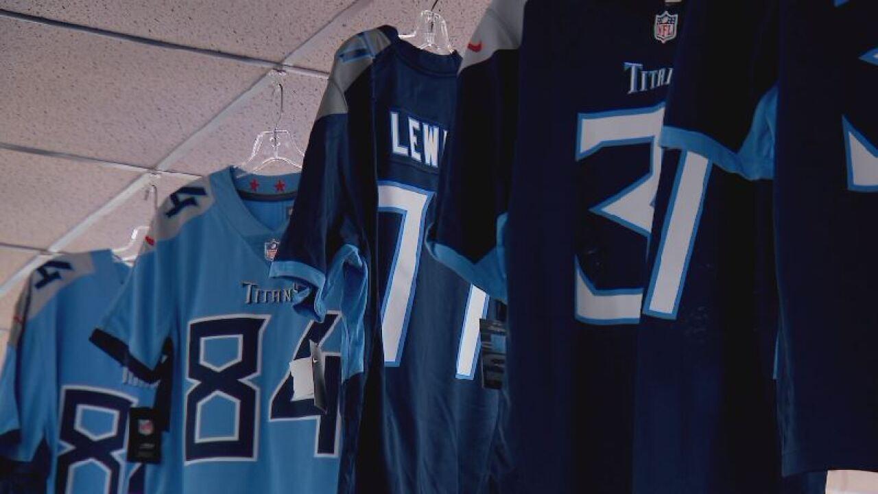 titans jerseys