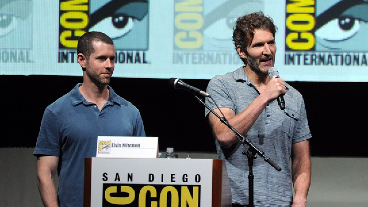 'Game of Thrones' creators to helm new 'Star Wars' saga
