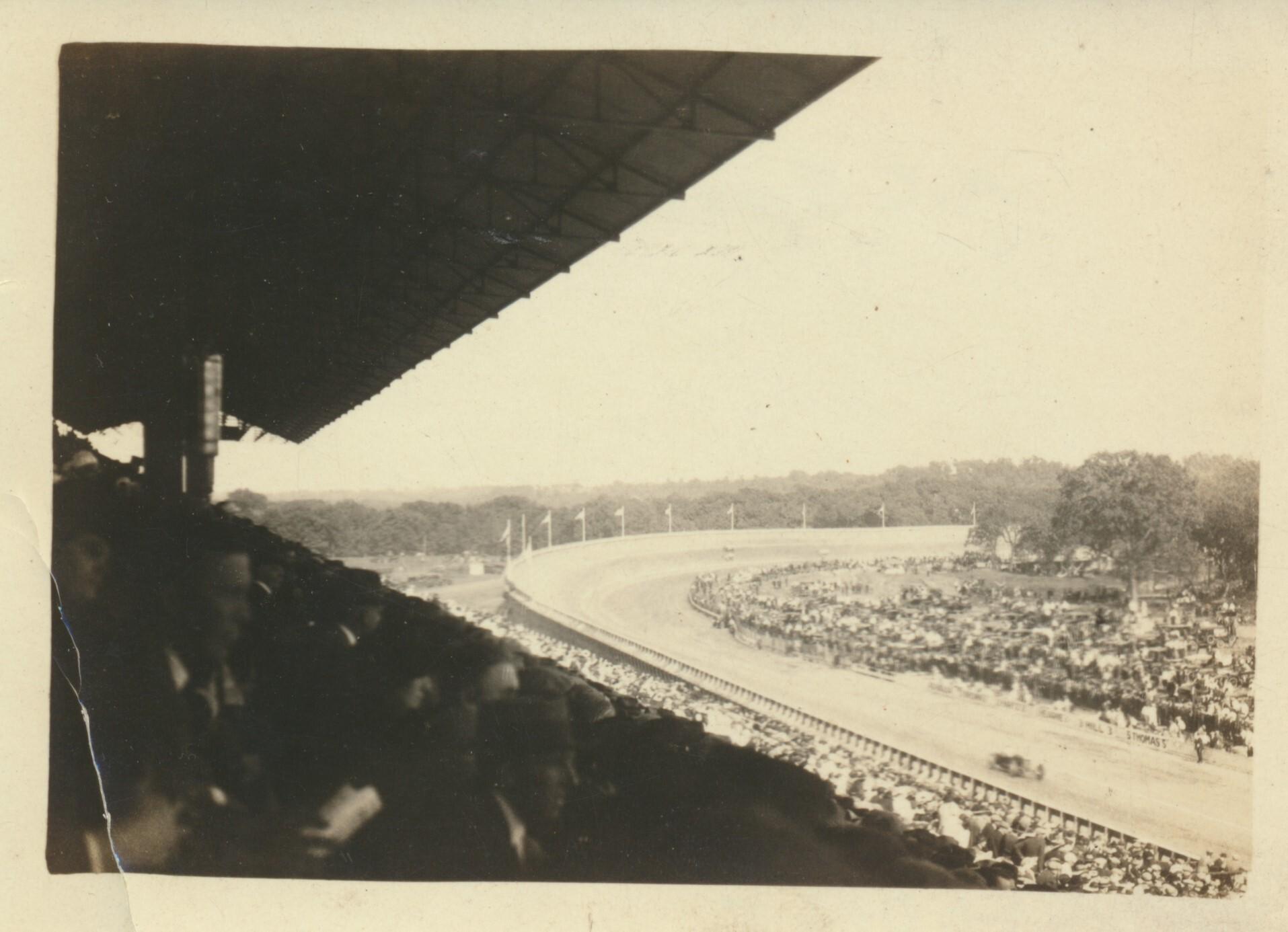 bannister complex racetrack 7