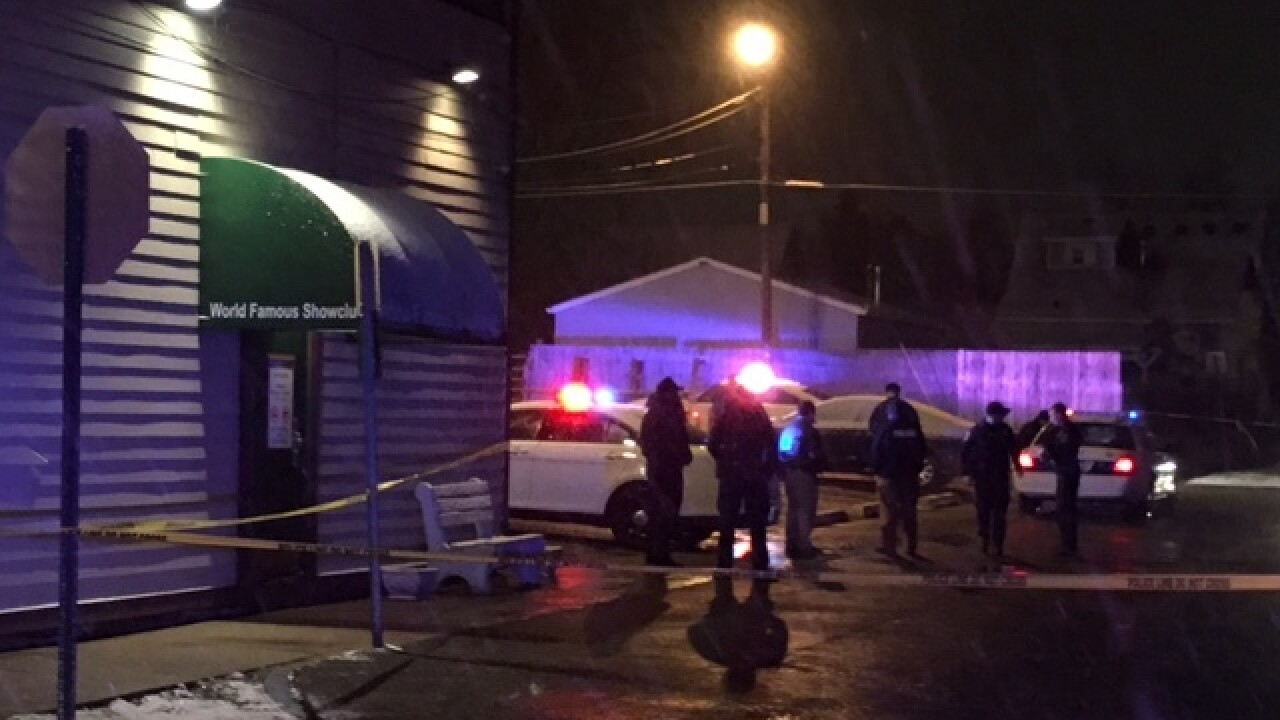 Man killed after strip club fight on south side