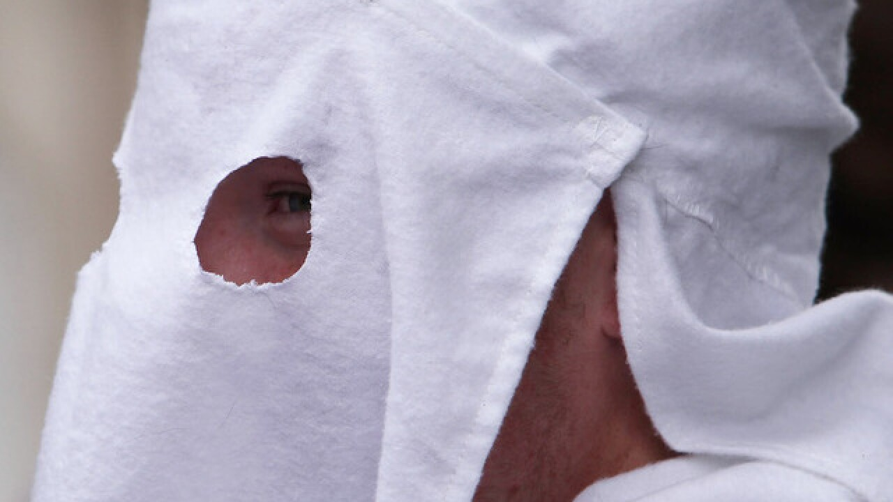 Ku Klux Klan groups looking to unify, thrive in today's political climate