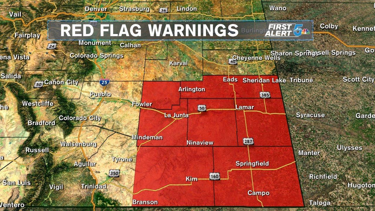 Red Flag Warning 1/31/2020