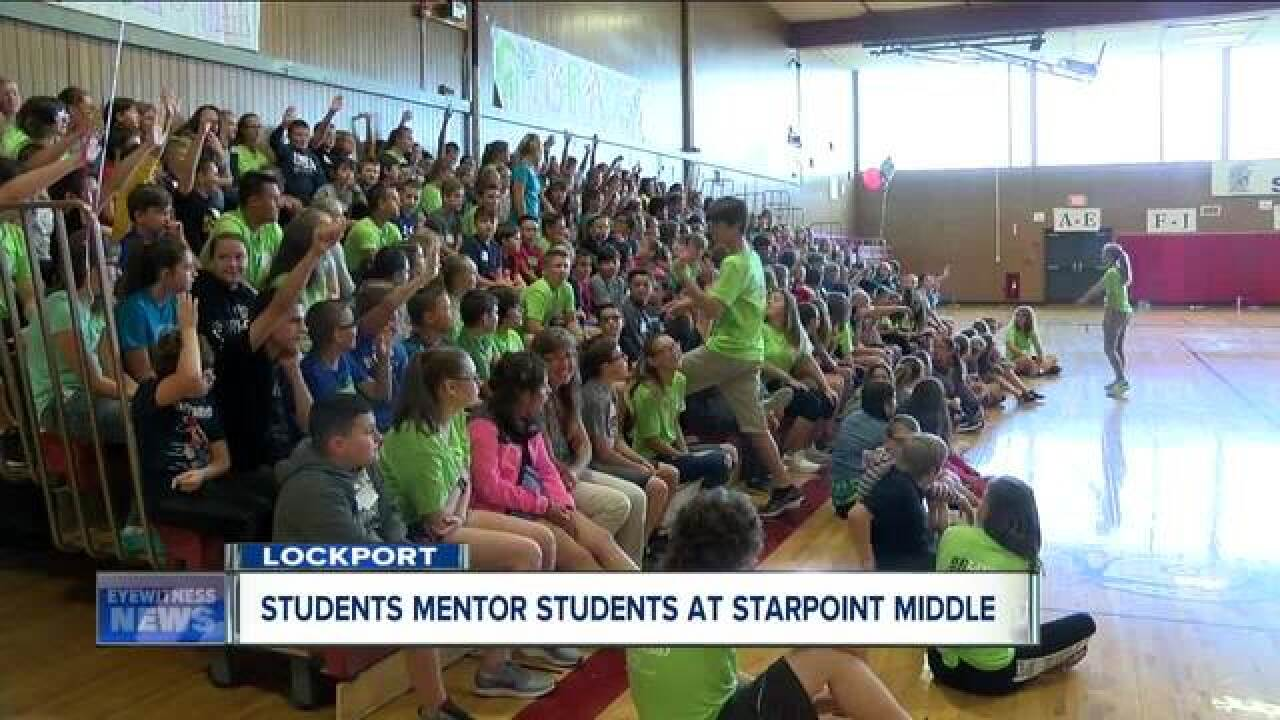 Lockport middle schoolers excel with specialized