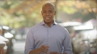 Eric Adams announces mayoral run in campaign video