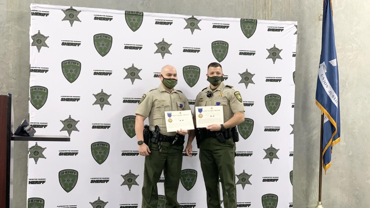 Deputies life saving medal.jpg