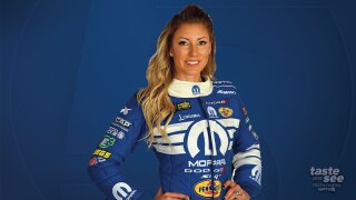 Top Fuel standout Leah Pruett got her start competing in NHRA's Jr. Drag Racing series at age eight, and at the 2020 NHRA Finals, she wrapped up her 24th consecutive NHRA season by securing a fourth-place finish in the NHRA Camping World Top Fuel championship rankings.