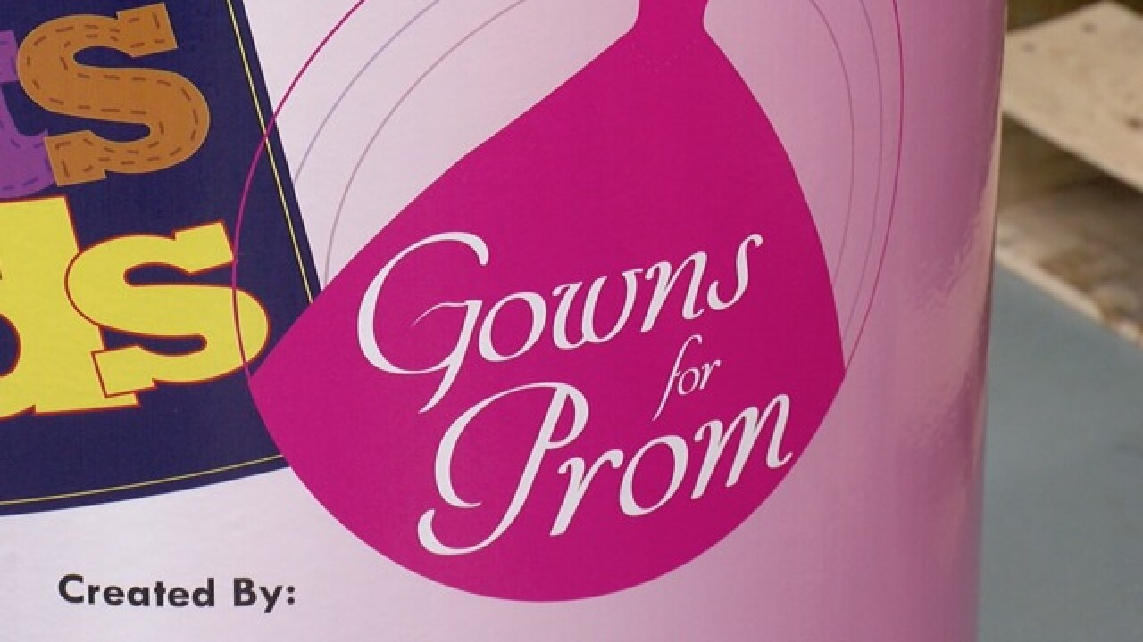 """""""Gowns for Prom"""" in need of dresses"""