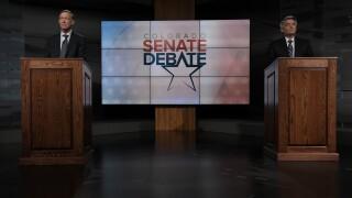 colorado senate debate hickenlooper gardner