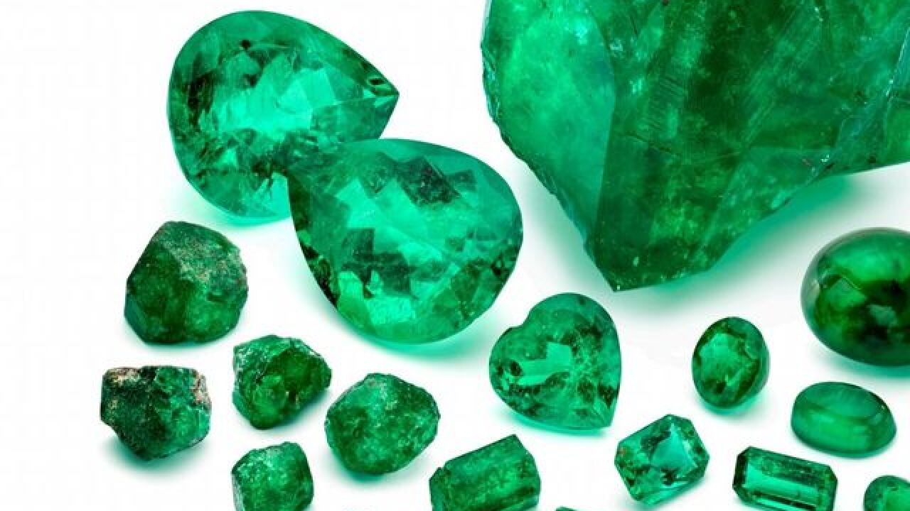 Emeralds used to secure a $1M loan later appraised to have no value at all