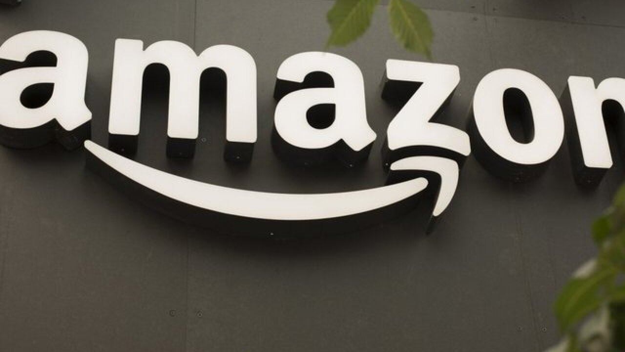 Banking through Amazon may soon be possible