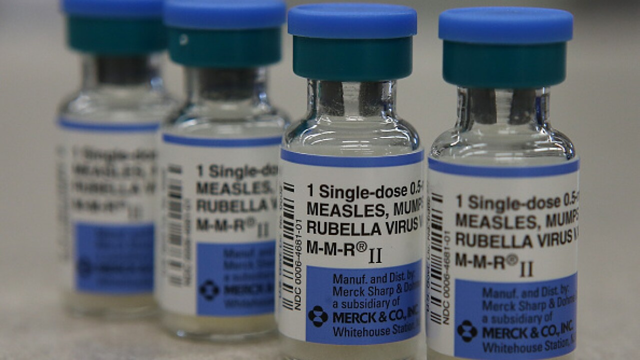 Teen with measles visited Southern California theme parks, health officials say