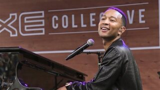 John Legend to perform anthem at NBA Finals