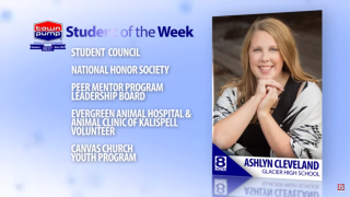 Student of the Week: Ashlyn Cleveland