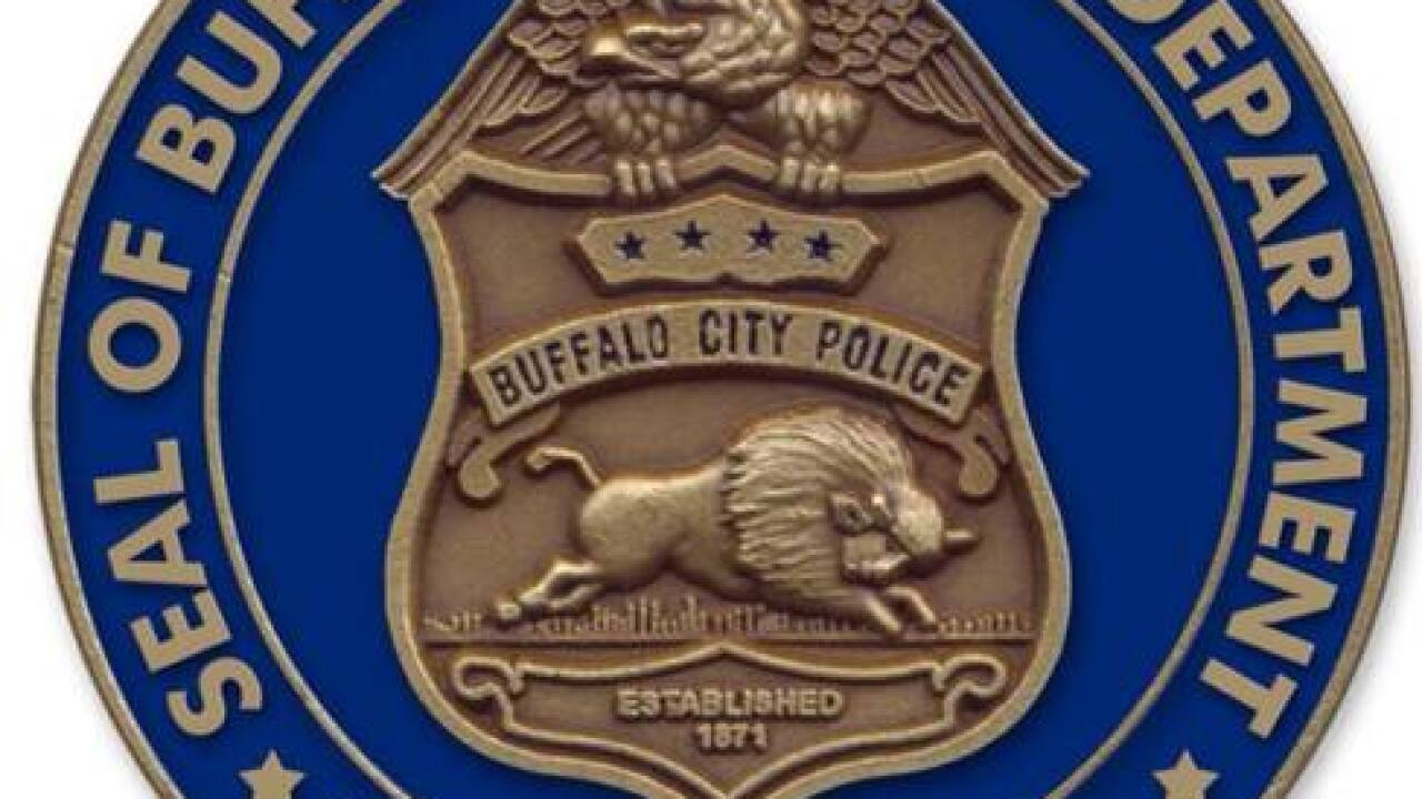 Buffalo Police Department Seal