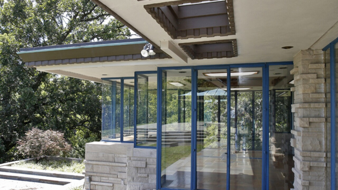 Home Tour: Corbett House architect was about as close to a Frank Lloyd Wright as you can get