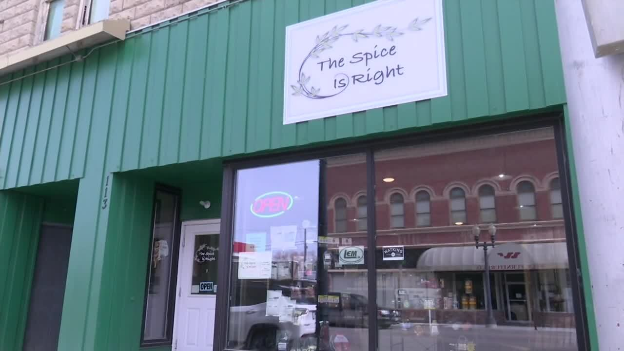 """The Spice Is Right"" in Lewistown"