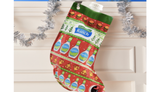 Hidden Valley Is Selling A Holiday Stocking Filled With 52 Ounces Of Ranch Dressing