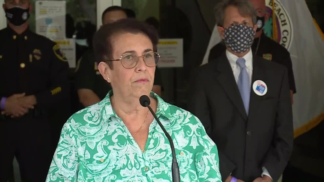 Was Palm Beach County's health director 'politically silenced' in recommendation to keep schools closed?