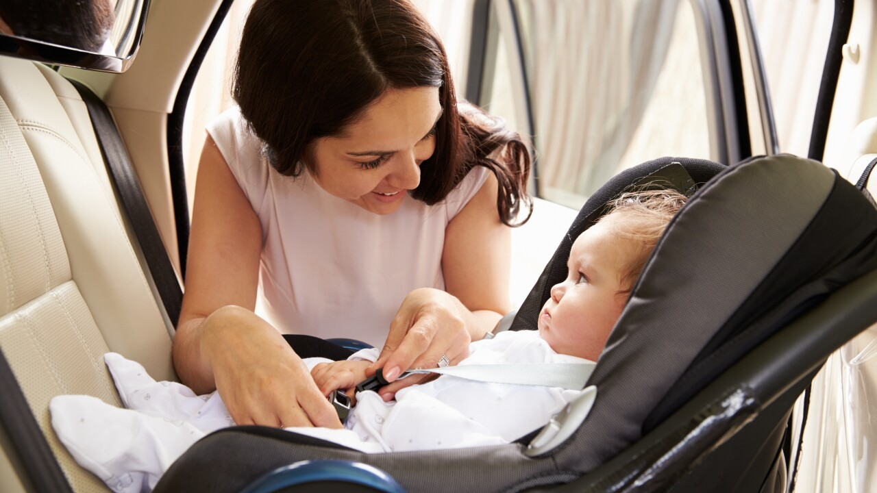 Gov. Northam signs rear-facing car seat requirements into law