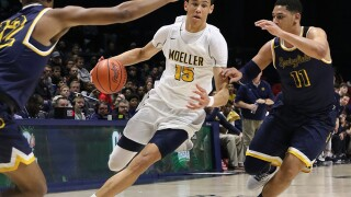 GALLERY: Moeller beats Springfield 65-44 in Division I regional semifinal