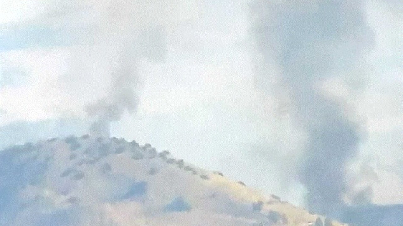 Crews have Boise foothills fire 80% contained