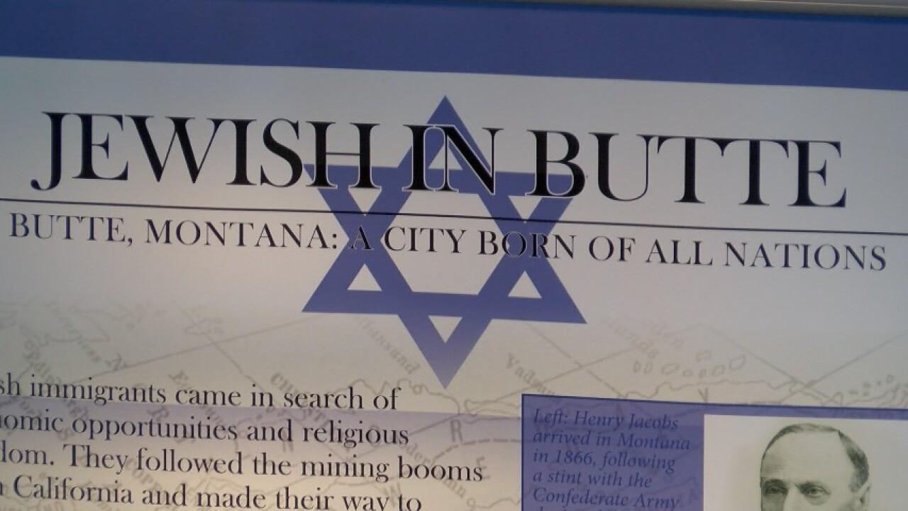Butte Jewish Community