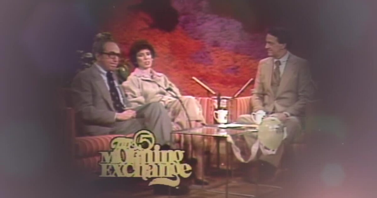 Fred Griffith, former host of The Morning Exchange, dies at 90