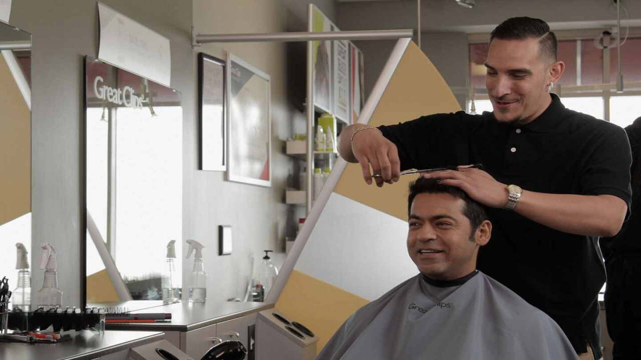 Great Clips is offering free haircuts for Veterans Day