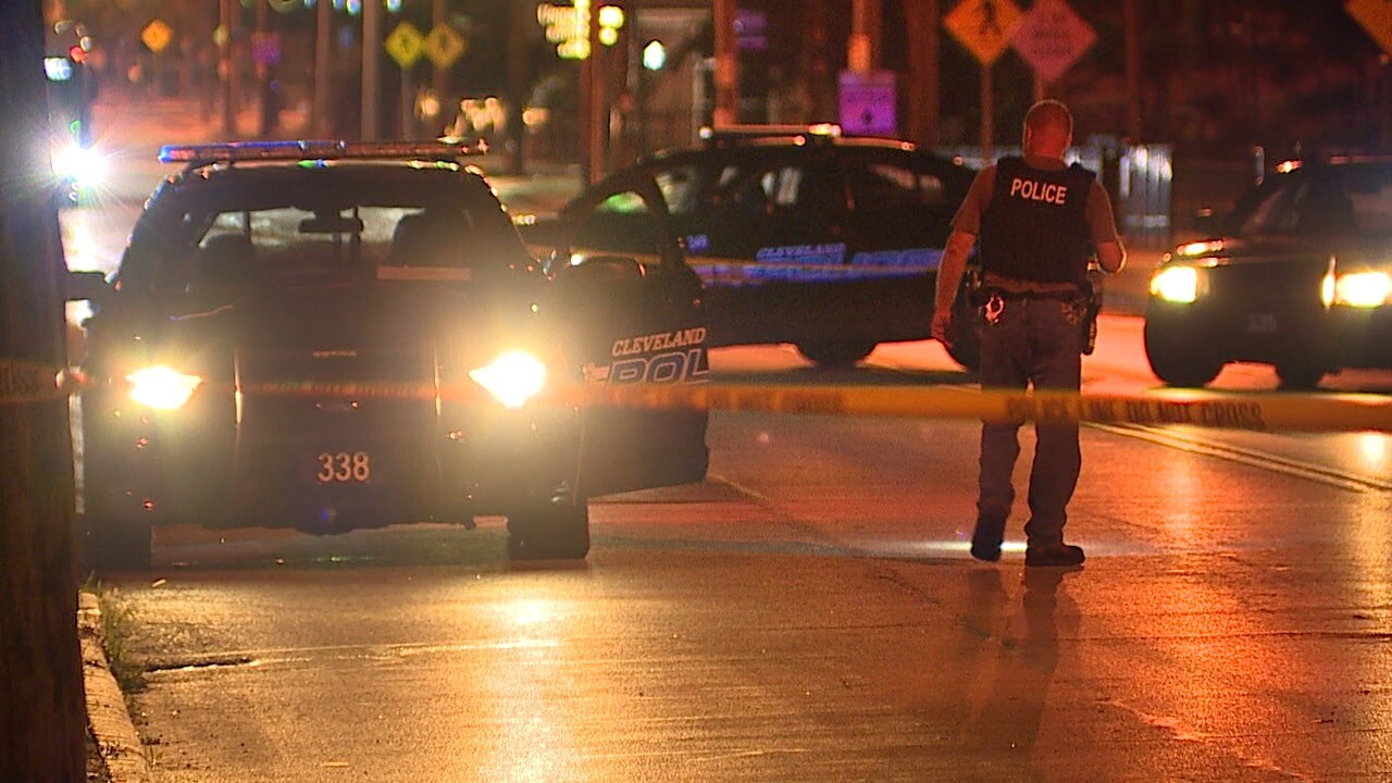Shots fired at 86th and Quincy