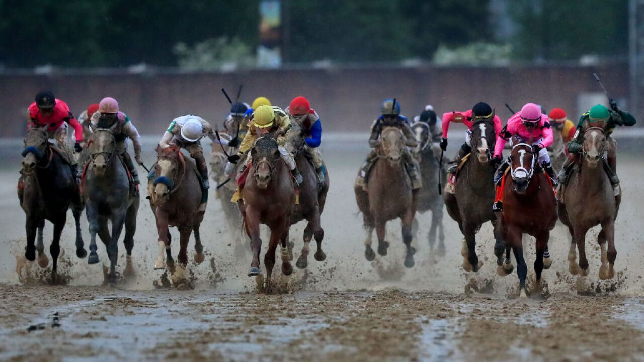 Owners of Kentucky Derby horse Maximum Security file lawsuit seeking to overturn the DQ