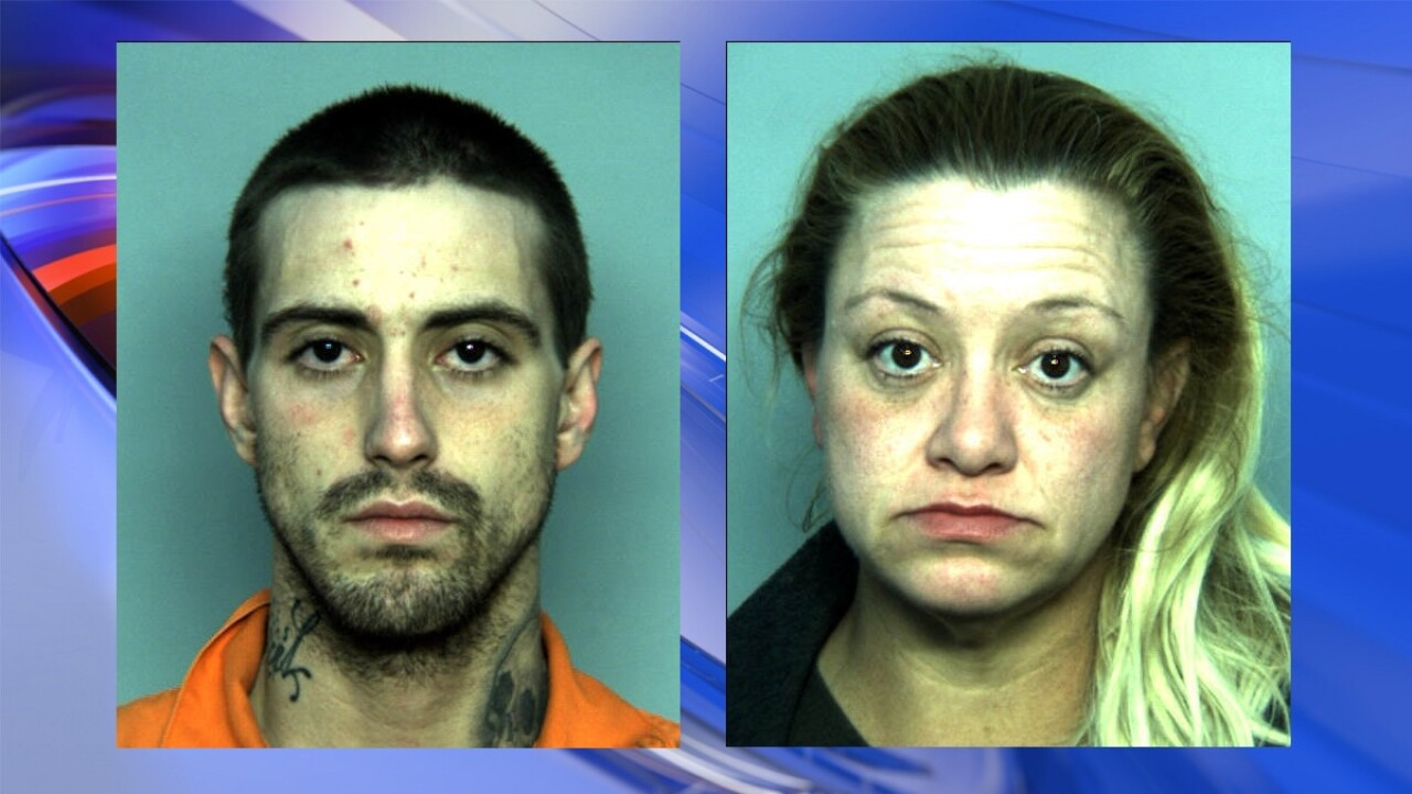Two arrested in Chesapeake after hit and run incident in Dominion Lakes