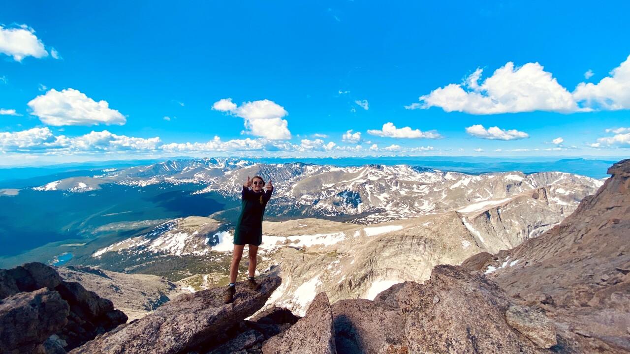 Colorado native escapes lightening on 14er, experts encourage summer hiking safety