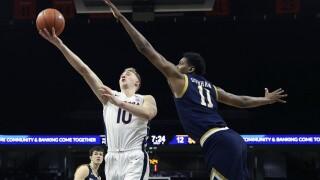 Notre Dame Virginia Basketball