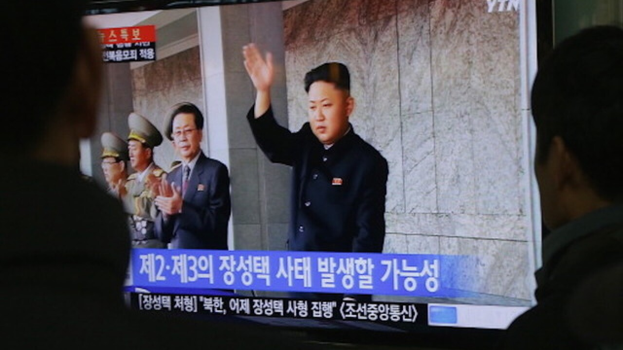 Kim Jong Un: N. Korea won't fire nukes first