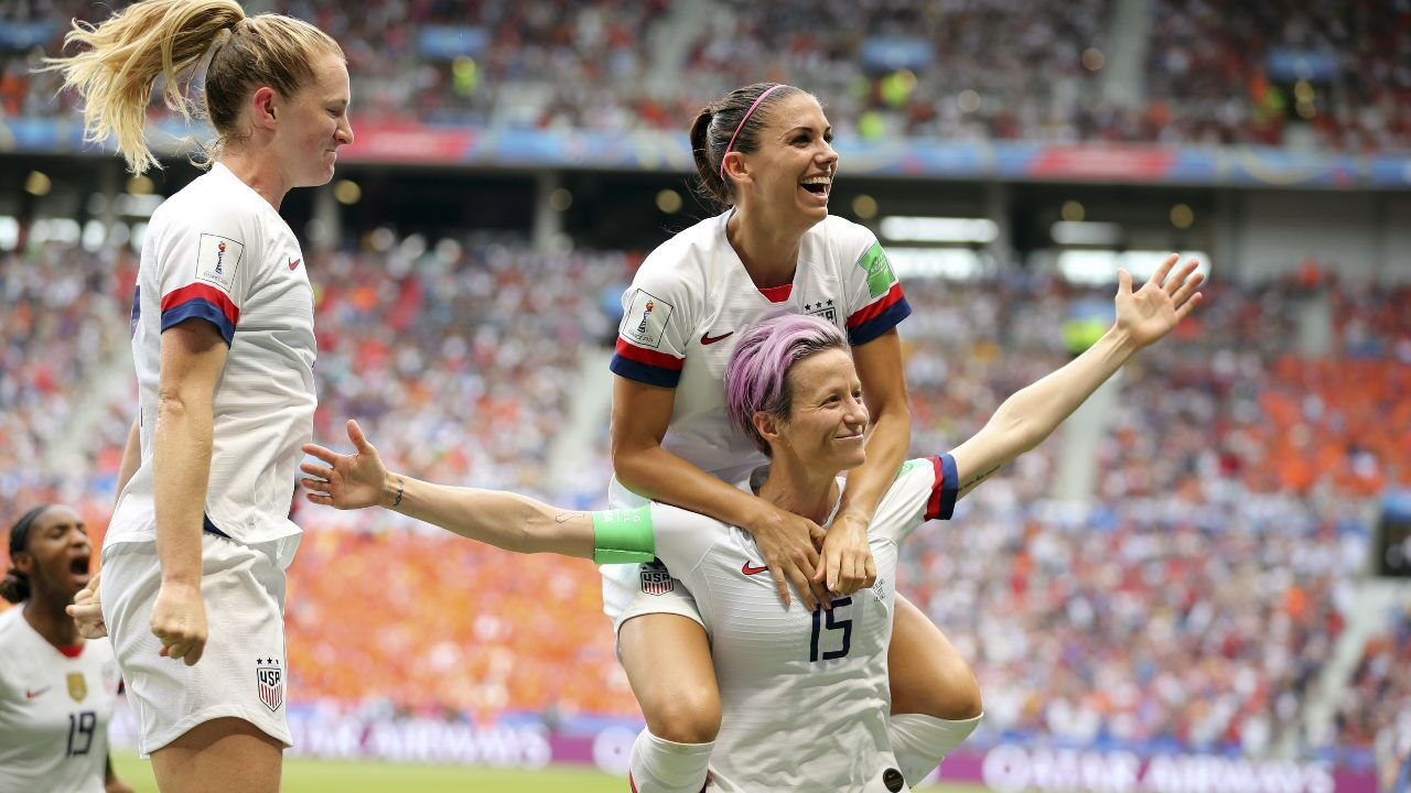 Team USA Women win World Cup final