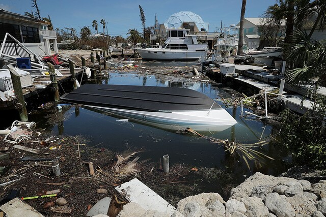 PHOTOS: Florida begins long road to recovery after Hurricane Irma plows through state
