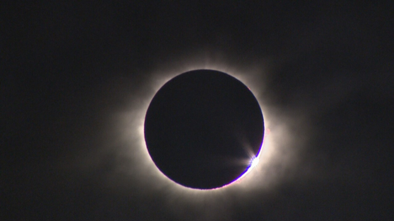 Tuesday Marks 1-Year Since Total Solar Eclipse