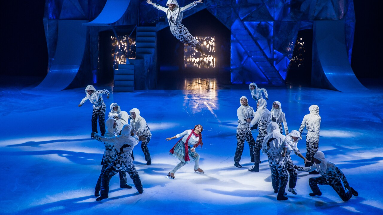 Cirque du Soleil's first on-ice production coming to Scope Arena