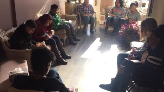 She Rose WNY is a group that helps women heal through trauma