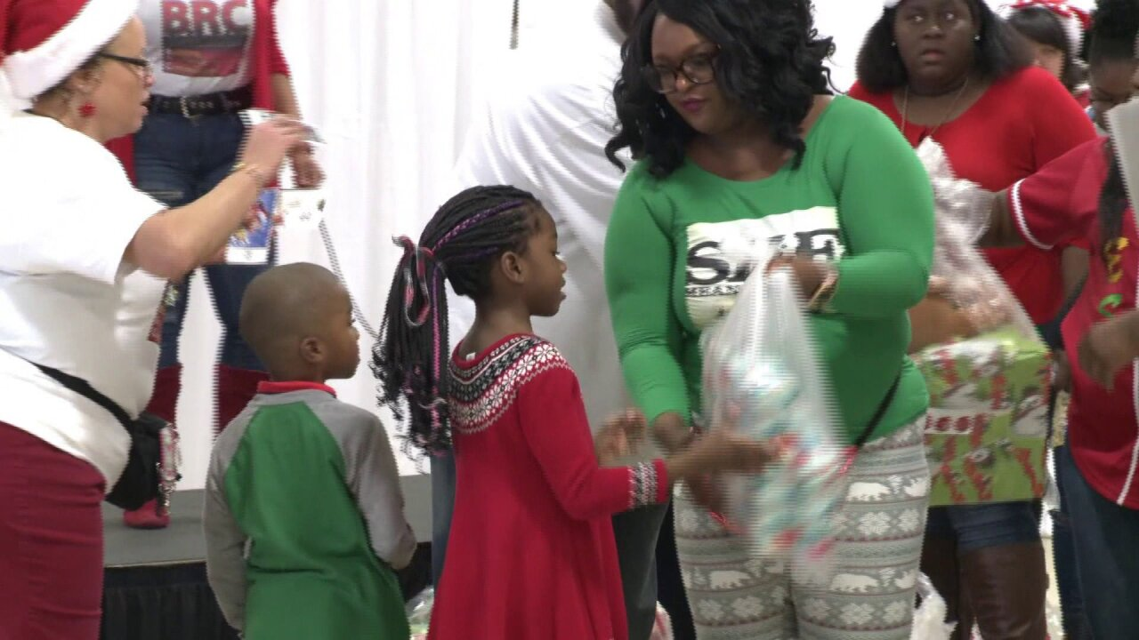 Portsmouth nonprofit gives children of inmates a memorable Christmas