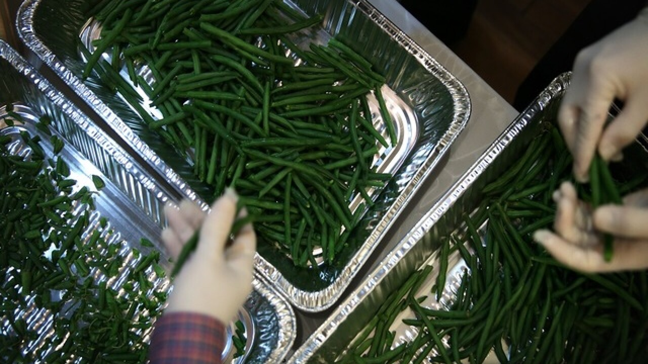 Woman buys green beans, makes gross discovery