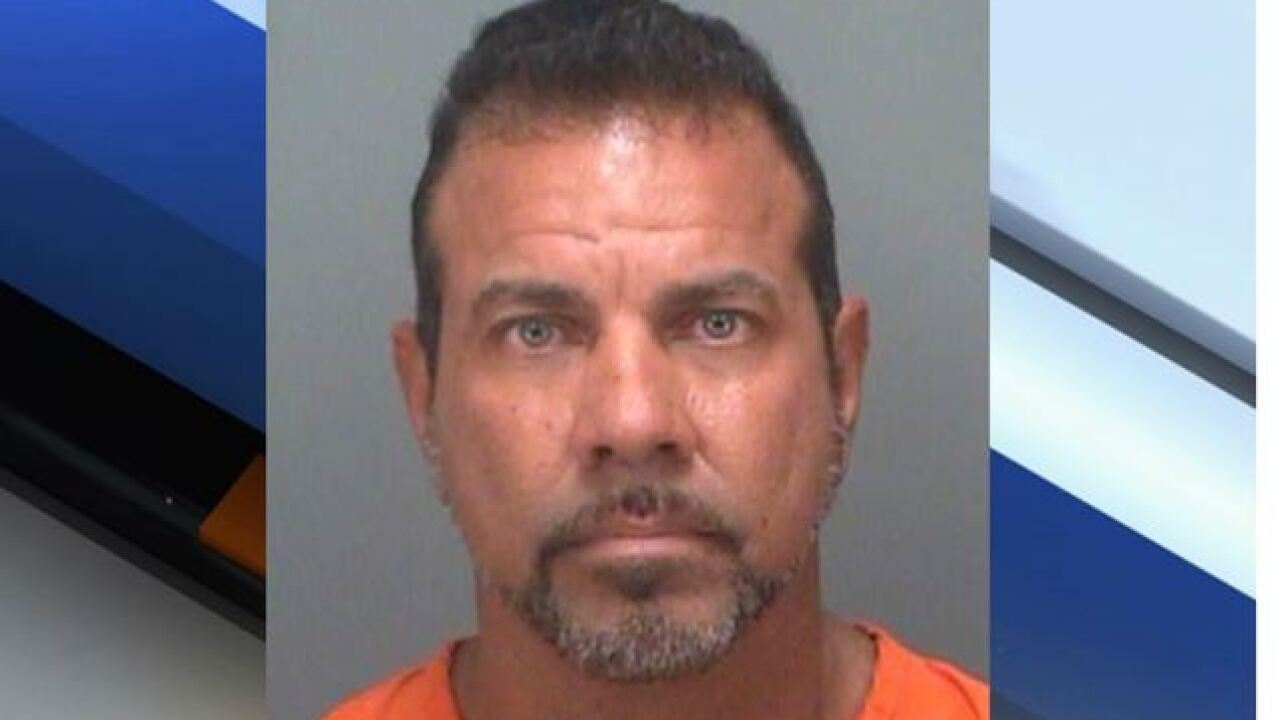 Pinellas County detectives arrested a former Maryland Deputy for sexual battery on a minor