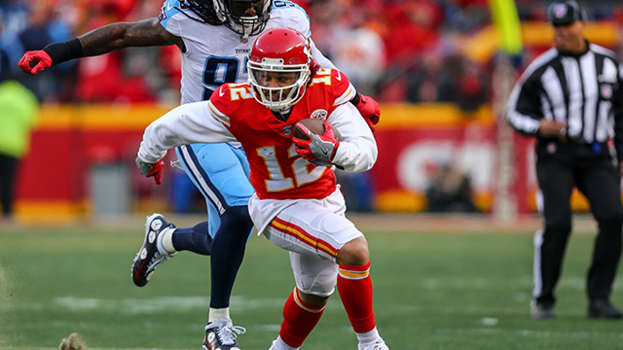 ANALYSIS: Two long-time Chiefs WRs could be on the way out