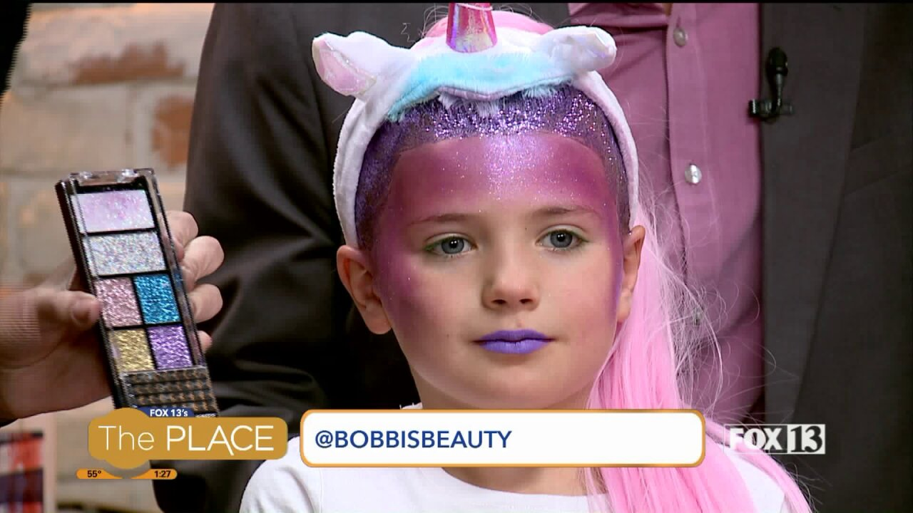 Halloween makeup tricks from Bobbi's Beauty