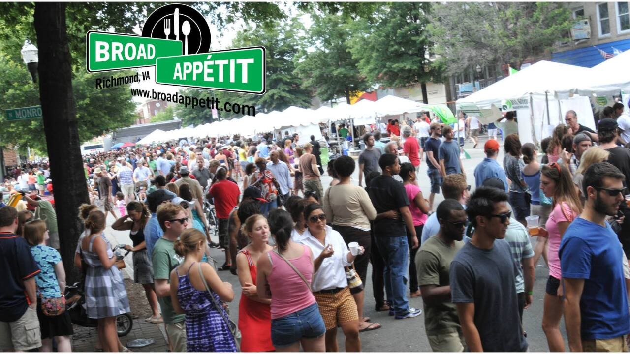 12th Annual Broad Appetit Food Festival