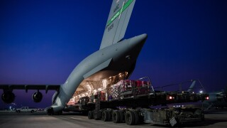 U.S. delivers humanitarian aid to Lebanon
