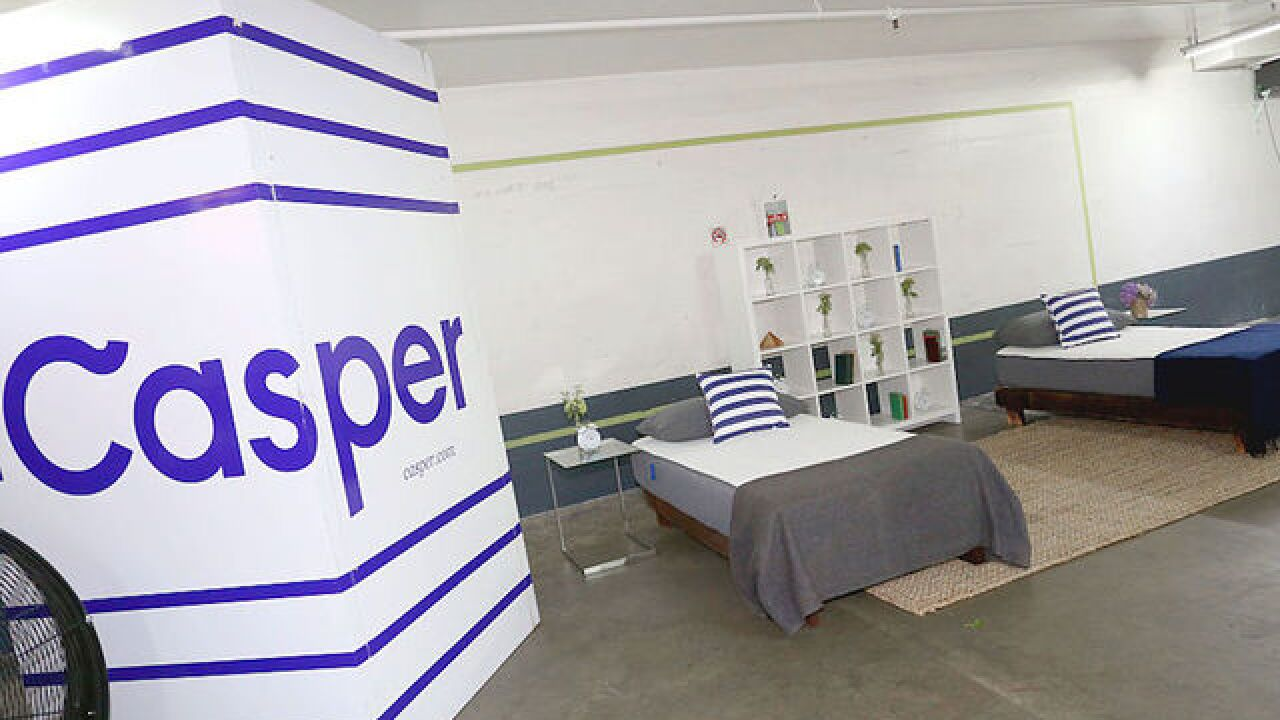 Online mattress seller Casper to open 200 stores across the country